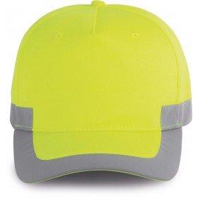 Casquette Fluorescente - 5 Panneaux {attributes