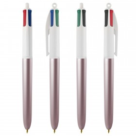 BIC® 4 Colours Glacé with Lanyard