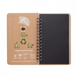 Un carnet , un Pin Grownotebook™