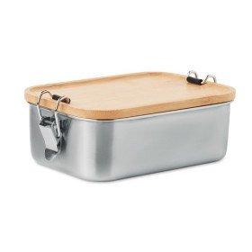 Lunch box en acier inox. 750ml