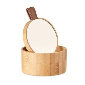 Boîte à bijoux en bambou