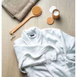 Peignoir coton organique M/L