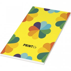 Bloc-notes Desk-Mate® 99 x 210 mm avec couverture