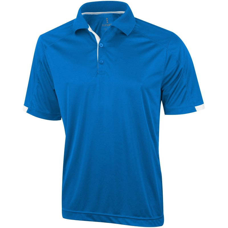 Polo cool fit manches courtes homme Kiso