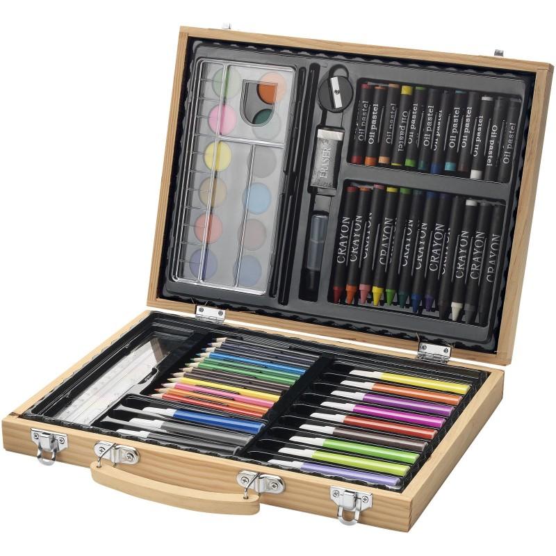 Set de coloriage 67 pièces Rainbow