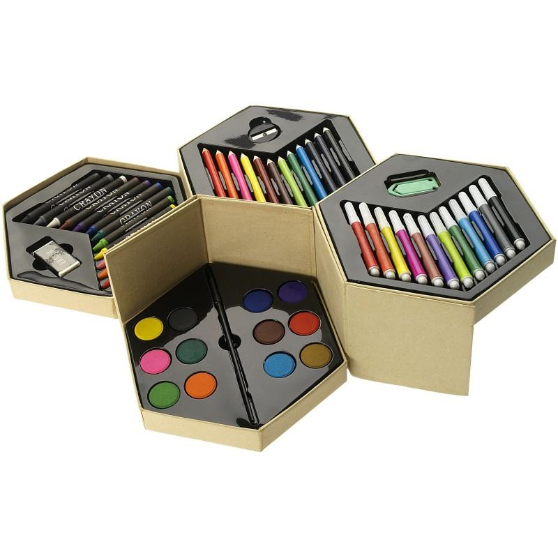Set coloriage 52 pièces