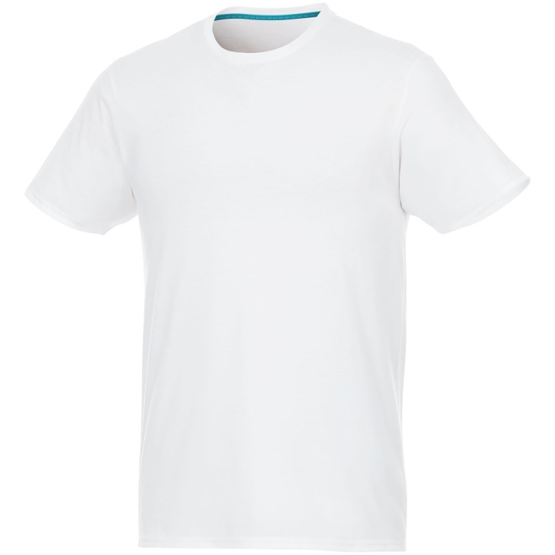 T-shirt recyclé manches courtes homme Jade