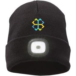 Mighty LED bonnet en tricot