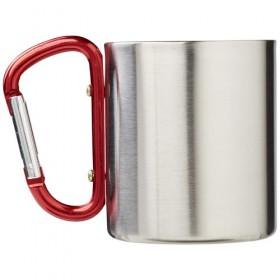 Mug isotherme Alpes avec mousqueton 200ml
