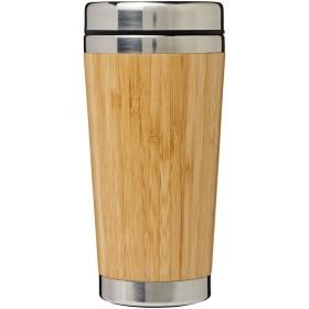 Gobelet 450 ml avec extérieur en bambou Bambus
