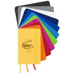 Carnet de notes A6 Spectrum à couverture rigide