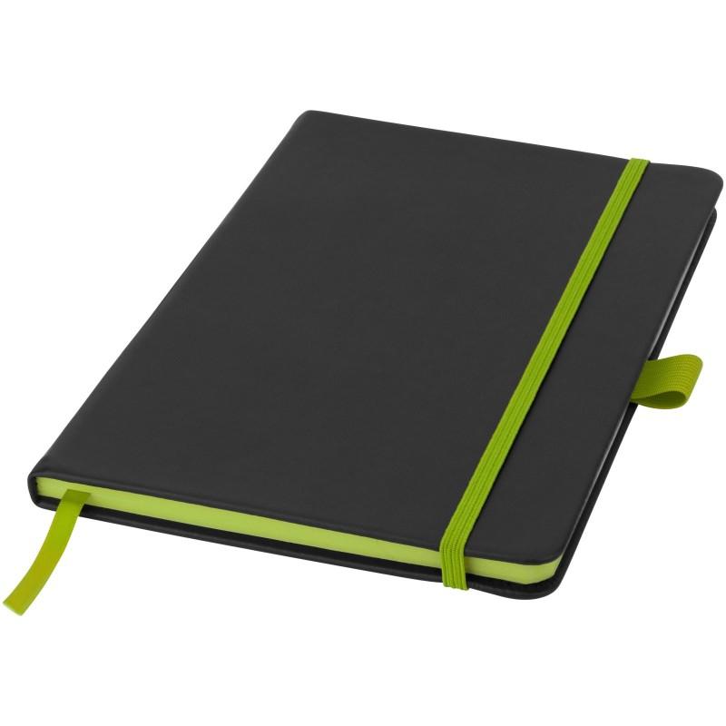 Carnet de notes A5 Colour-edge à couverture rigide