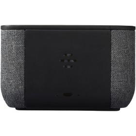 Enceinte Bluetooth® en tissu et bois Shae