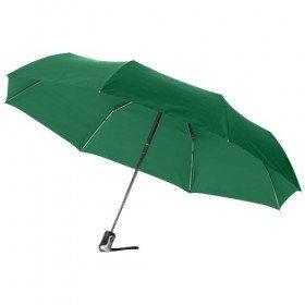 """Parapluie 21,5"""" pliable à ouverture/fermeture automatique Al"""