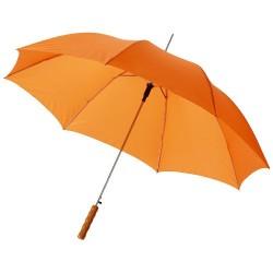 """Parapluie 23"""" à ouverture automatique avec poignée en bois L"""
