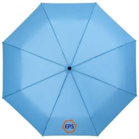 """Parapluie 21"""" pliable à ouverture automatique Wali"""