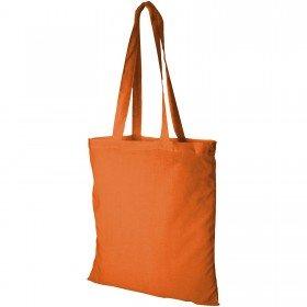 Sac Shopping coton Madras 140gr/m2