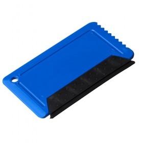 Grattoir à glace taille carte de crédit avec gomme Freeze