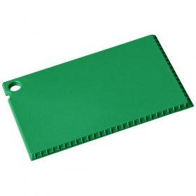 Grattoir à glace taille carte de crédit Coro