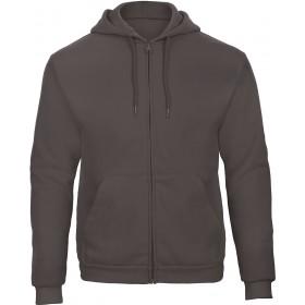 Sweatshirt capuche zippé ID.205