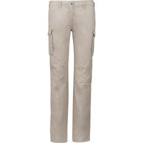 Pantalon Léger Multipoches Femme