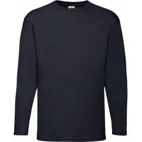 T-SHIRT HOMME MANCHES LONGUES VALUEWEIGHT (61-038-0)