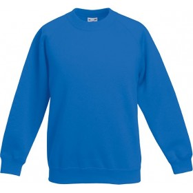 SWEAT-SHIRT ENFANT MANCHES RAGLAN (62-039-0)