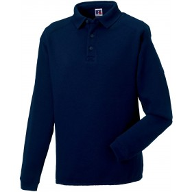 SWEAT-SHIRT HEAVY DUTY COL POLO