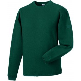 SWEAT-SHIRT HEAVY DUTY COL ROND