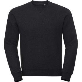 SWEAT-SHIRT COL ROND AUTHENTIC CHINÉ HOMME