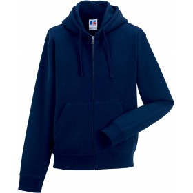 SWEAT-SHIRT ZIPPÉ CAPUCHE AUTHENTIC HOMME
