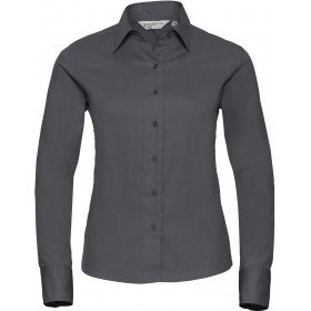 CHEMISE FEMME MANCHES LONGUES TWILL