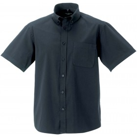 CHEMISE HOMME MANCHES COURTES TWILL