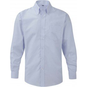 CHEMISE HOMME MANCHES LONGUES OXFORD