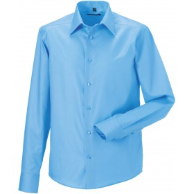 CHEMISE HOMME MANCHES LONGUES NON IRON - MODERNE