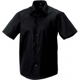 CHEMISE HOMME MANCHES COURTES NON IRON - MODERNE