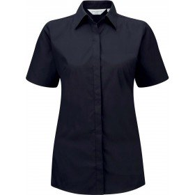 CHEMISE FEMME MANCHES COURTES ULTIMATE STRETCH