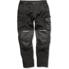Pantalon de travail slim SOFTSHELL