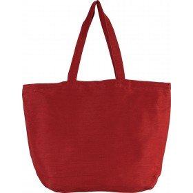 Grand sac en juco avec doublure intérieure