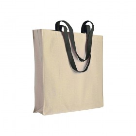 Shopper avec soufflet