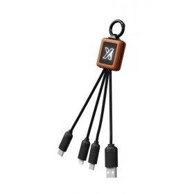 câble easy-to-use en bois FSC