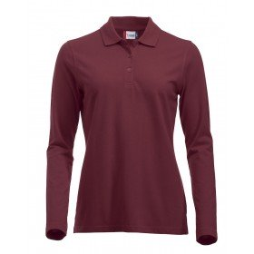 Polo Classic Marion L/S Femme