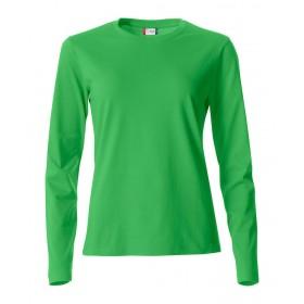 T-shirt Basic-T L/S Femme