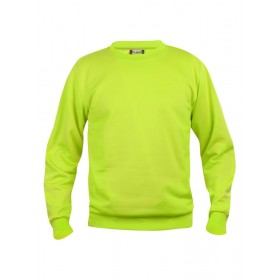Sweatshirt Basic Roundneck Mixte
