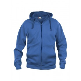 Sweatshirt Basic Hoody Full zip Homme