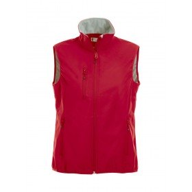 Bodywarmer Basic Softshell Vest Femme