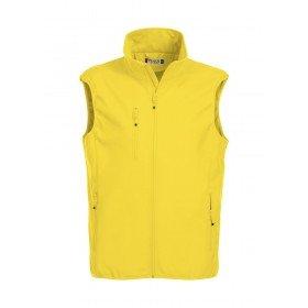 Bodywarmer Basic Softshell Vest Homme