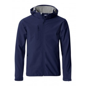 Confortable Basic Hoody Softshell Homme