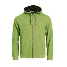 Sweatshirt Classic Hoody Full Zip Homme