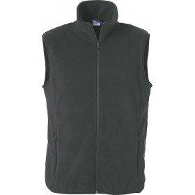 Bodywarmer Basic Polar Fleece Vest Mixte